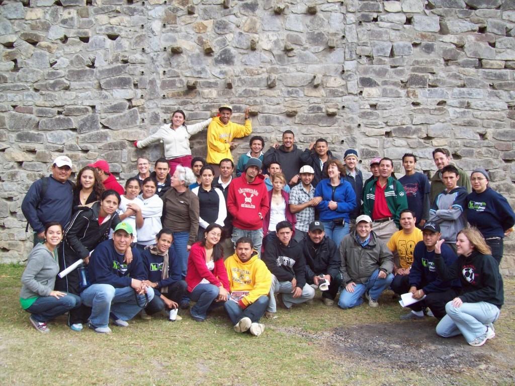 Vida Joven Nicaragua Leadership