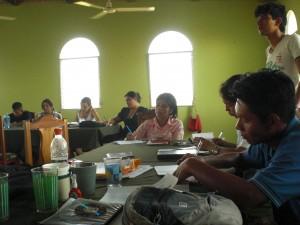 Teaching in Veraguas