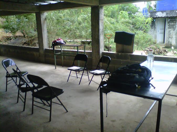 Chris' Classroom