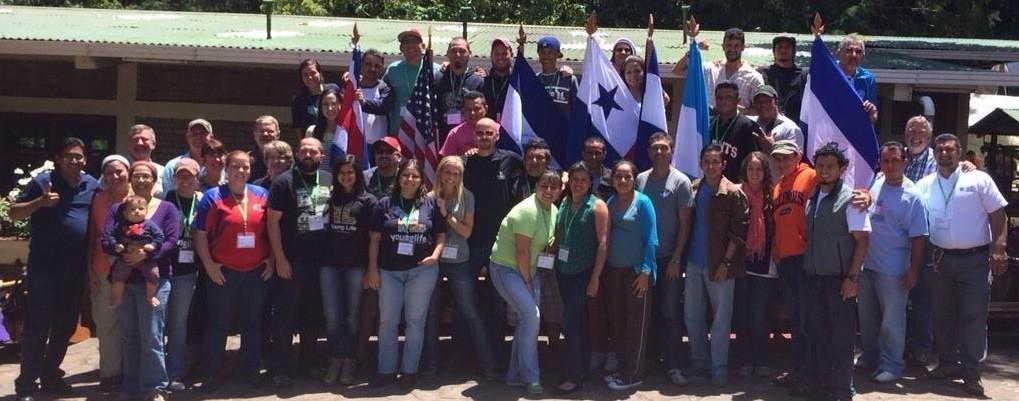 Young Life Area Directors Camp