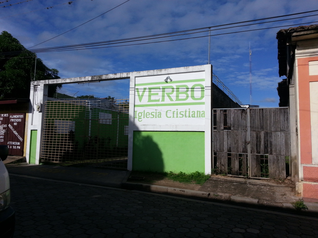 El_Verbo_Church_Somoto